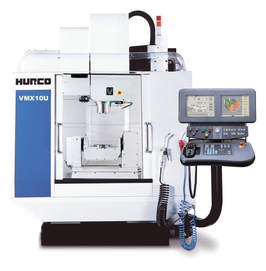 CNC HURCO VMX 10 U
