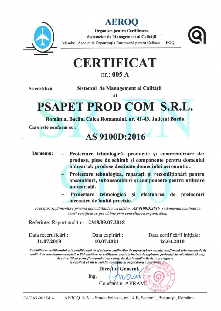 certificat-as